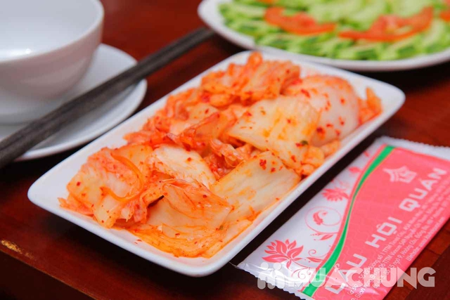 Buffet Nhật Hàn Premium ngon hấp dẫn Menu 225K tại Nhà hàng Lẩu Hội Quán - 2