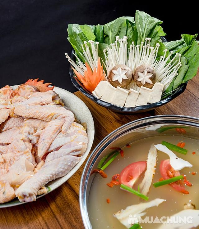 Buffet Nướng Lẩu chuẩn vị Nhật tại Mura BBQ & Hotpot - 32