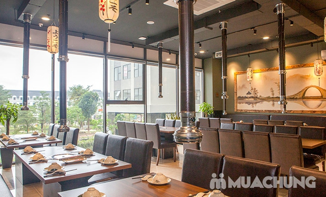 Buffet Nướng Lẩu chuẩn vị Nhật tại Mura BBQ & Hotpot - 50