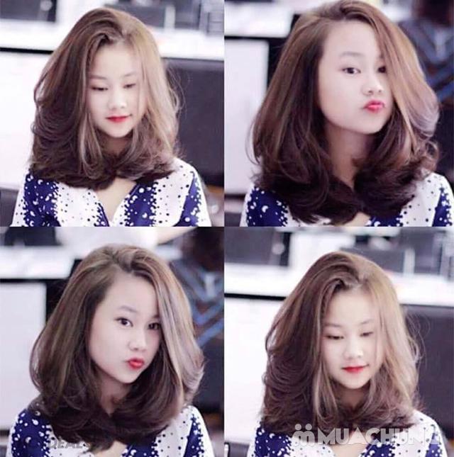 Chọn 1 trong 3 gói làm tóc chuyên nghiệp tại Hưng Nguyễn Hair Salon - tặng 10 lần hấp - 11