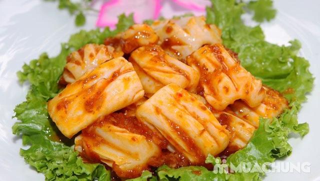 Butffet Nướng ngon tuyệt đỉnh ấm áp ngày đông tại Nhà hàng Lẩu Hội Quán Menu 185K - 3