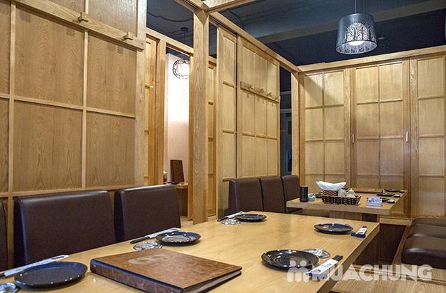 Buffet Nướng, Lẩu, Hải sản cao cấp + Hơn 200 Món Sashimi Tại Hệ Thống Nhà hàng TONCHAN  - 71
