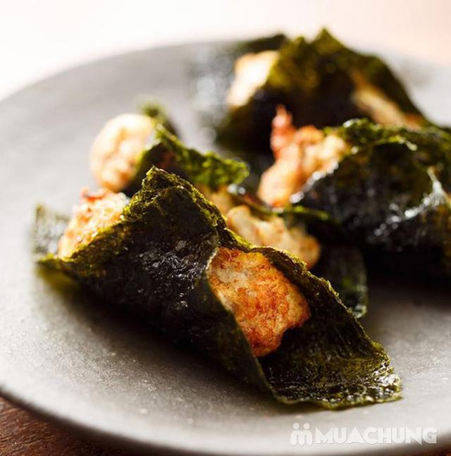 Buffet Nướng, Lẩu, Hải sản cao cấp + Hơn 200 Món Sashimi Tại Hệ Thống Nhà hàng TONCHAN  - 45