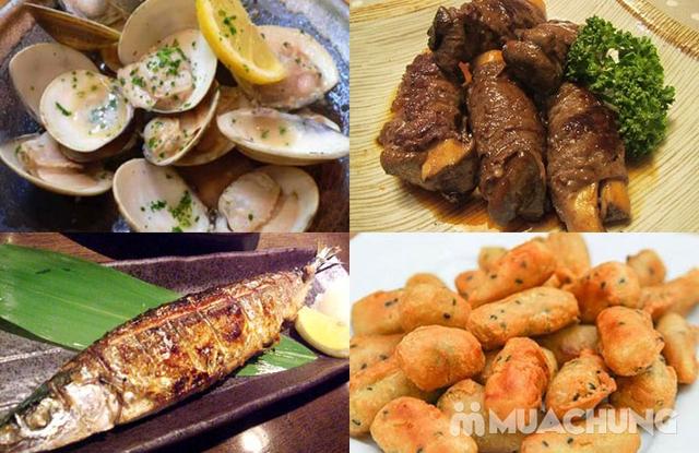 Buffet Nướng, Lẩu, Hải sản cao cấp + Hơn 200 Món Sashimi Tại Hệ Thống Nhà hàng TONCHAN  - 21