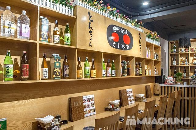 Buffet Nướng, Lẩu, Hải sản cao cấp + Hơn 200 Món Sashimi Tại Hệ Thống Nhà hàng TONCHAN  - 73
