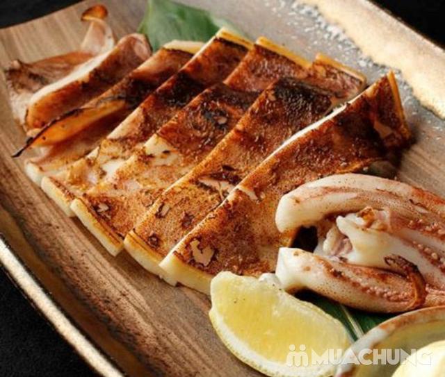 Buffet Nướng, Lẩu, Hải sản cao cấp + Hơn 200 Món Sashimi Tại Hệ Thống Nhà hàng TONCHAN  - 49