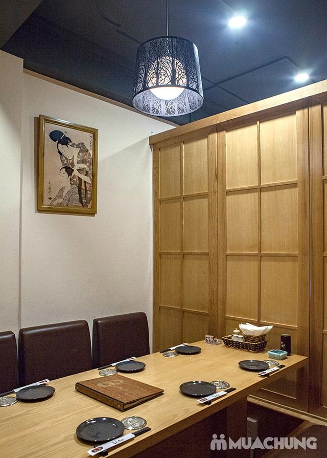 Buffet Nướng, Lẩu, Hải sản cao cấp + Hơn 200 Món Sashimi Tại Hệ Thống Nhà hàng TONCHAN  - 74