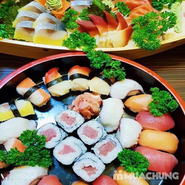 Buffet Nướng, Lẩu, Hải sản cao cấp + Hơn 200 Món Sashimi Tại Hệ Thống Nhà hàng TONCHAN - 1