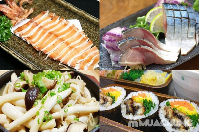 Buffet Nướng, Lẩu, Hải sản cao cấp + Hơn 200 Món Sashimi Tại Hệ Thống Nhà hàng TONCHAN  - 24