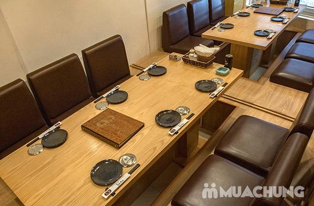 Buffet Nướng, Lẩu, Hải sản cao cấp + Hơn 200 Món Sashimi Tại Hệ Thống Nhà hàng TONCHAN  - 72