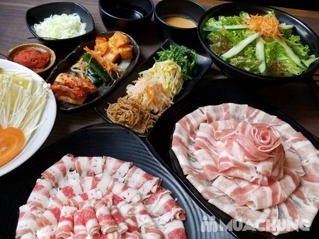 Buffet Lẩu Nhật Bản thượng hạng Menu 390K tại nhà hàng Takumi-Ya - 5