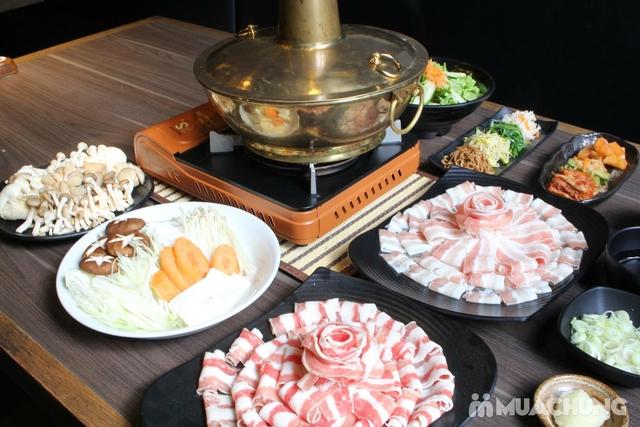 Buffet Lẩu Nhật Bản thượng hạng Menu 390K tại nhà hàng Takumi-Ya - 4