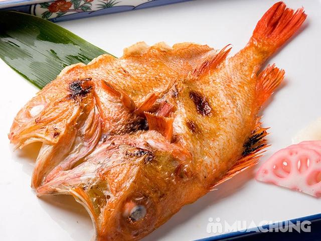 Buffet Nướng, Lẩu, Hải sản cao cấp + Hơn 200 Món Sashimi Tại Hệ Thống Nhà hàng TONCHAN  - 48