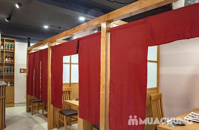 Buffet Nướng, Lẩu, Hải sản cao cấp + Hơn 200 Món Sashimi Tại Hệ Thống Nhà hàng TONCHAN  - 70