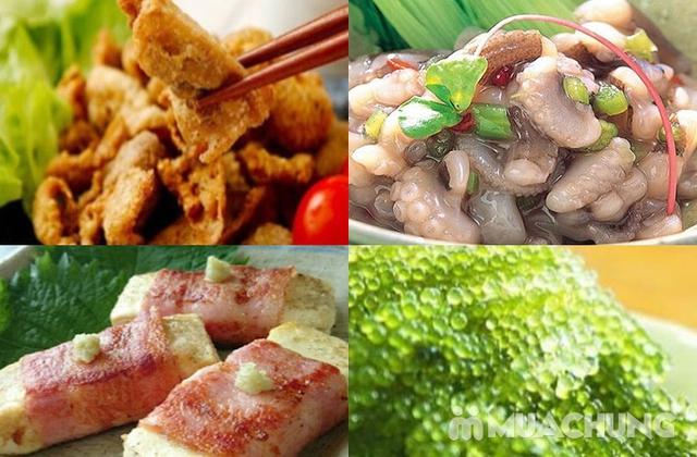 Buffet Nướng, Lẩu, Hải sản cao cấp + Hơn 200 Món Sashimi Tại Hệ Thống Nhà hàng TONCHAN  - 26
