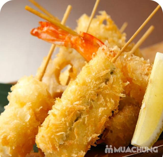 Buffet Nướng, Lẩu, Hải sản cao cấp + Hơn 200 Món Sashimi Tại Hệ Thống Nhà hàng TONCHAN  - 33