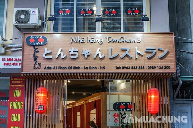 Buffet Nướng, Lẩu, Hải sản cao cấp + Hơn 200 Món Sashimi Tại Hệ Thống Nhà hàng TONCHAN  - 77