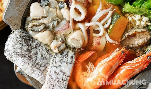 Buffet Nướng, Lẩu, Hải sản cao cấp + Hơn 200 Món Sashimi Tại Hệ Thống Nhà hàng TONCHAN  - 68
