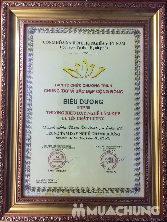 Khóa học phun xăm từ cơ bản đến chuyên nghiệp trong 1 tháng tại Khánh Hương Spa - 11