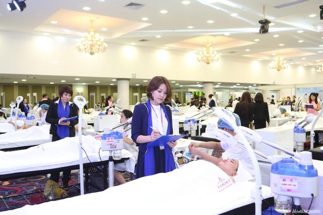 Khóa học phun xăm từ cơ bản đến chuyên nghiệp trong 1 tháng tại Khánh Hương Spa - 10