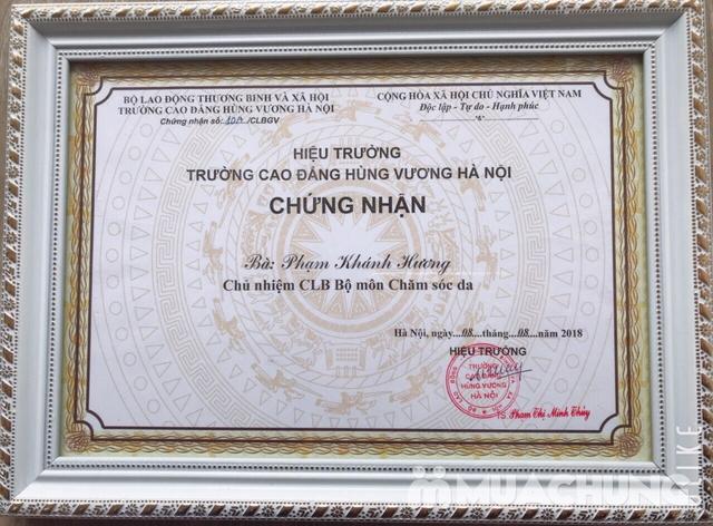 Khóa học phun xăm từ cơ bản đến chuyên nghiệp trong 1 tháng tại Khánh Hương Spa - 6