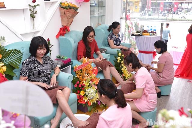 Sơn gel cao cấp cho bộ móng xinh lung linh đón Noel, Tết  tại Khánh Hương Spa - 16