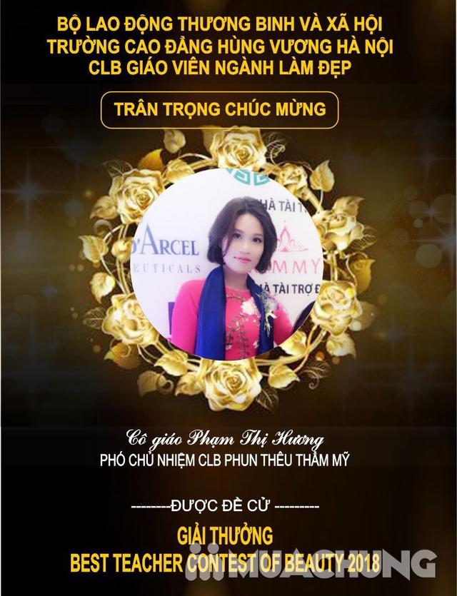 Khóa học phun xăm từ cơ bản đến chuyên nghiệp trong 1 tháng tại Khánh Hương Spa - 7