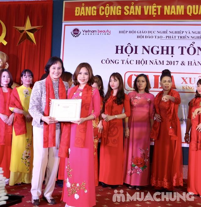 Khóa học phun xăm từ cơ bản đến chuyên nghiệp trong 1 tháng tại Khánh Hương Spa - 9