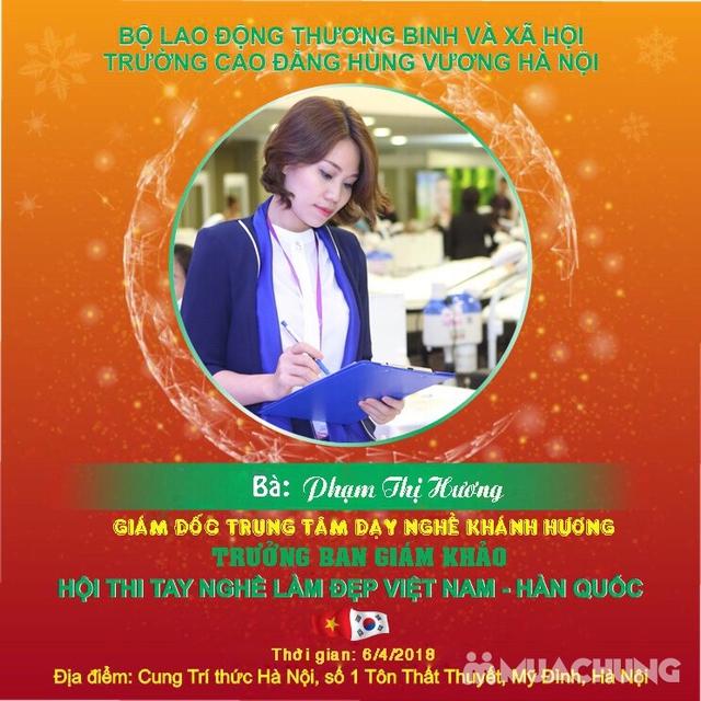 Khóa học phun xăm từ cơ bản đến chuyên nghiệp trong 1 tháng tại Khánh Hương Spa - 4