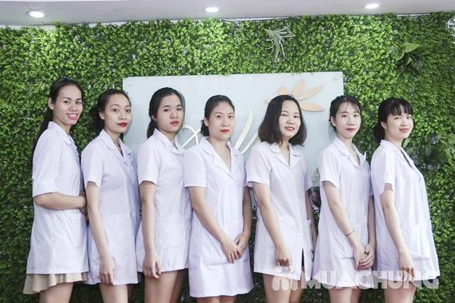 Trị mụn Công nghệ ánh sáng sinh học tại Âu Việt Spa - 7