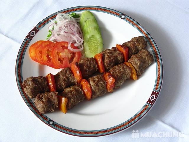 Voucher khám phá văn hóa ẩm thực Trung Đông Nhà hàng Nan n Kabab - 10