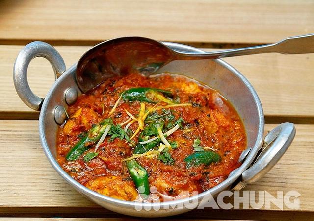 Voucher khám phá văn hóa ẩm thực Trung Đông Nhà hàng Nan n Kabab - 5