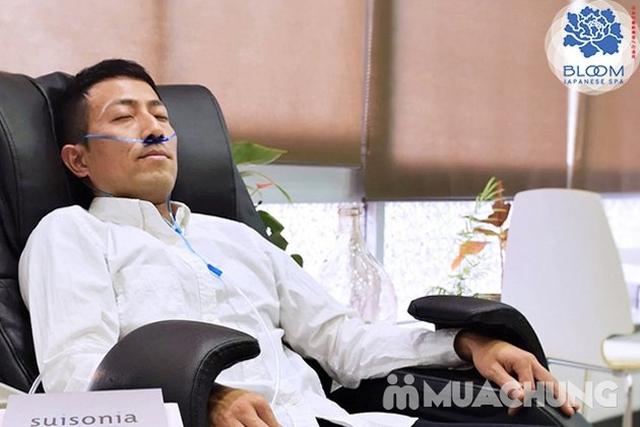 Thanh lọc, thải độc và bảo dưỡng cơ thể Hydrogen Detox Therapy tại Bloom Spa - 9
