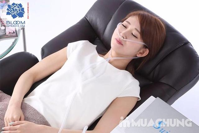 Thanh lọc, thải độc và bảo dưỡng cơ thể Hydrogen Detox Therapy tại Bloom Spa - 8