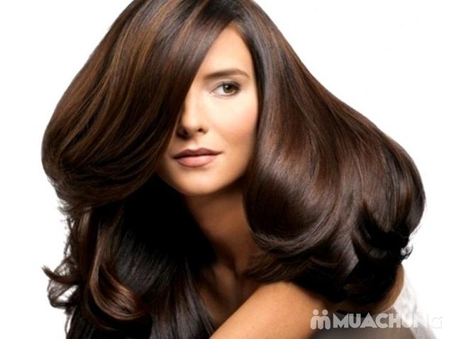 Combo Gội + Cắt + Sấy/hấp tóc đẹp đẳng cấp tại Bloom Spa - 7