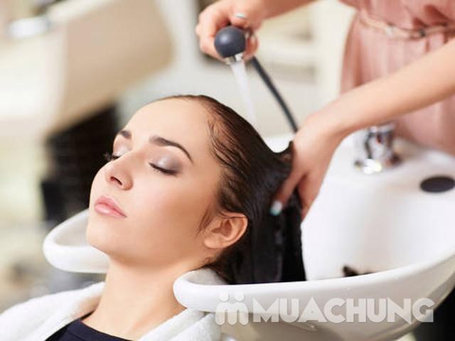 Combo Gội + Cắt + Sấy/hấp tóc đẹp đẳng cấp tại Bloom Spa - 6