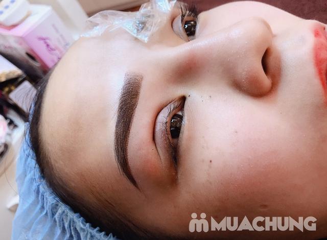 Phun mày siêu vi điểm 3D Hàn Quốc tại Venus Beauty Spa - 4