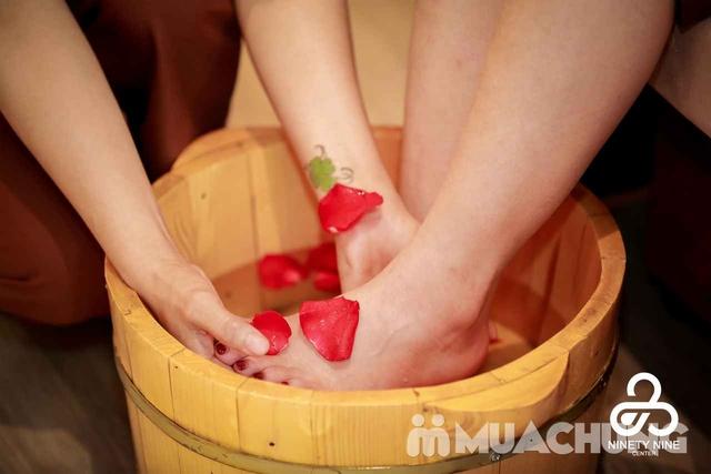 Massage chân - Liệu pháp thư giãn lý tưởng tại 99 Center Foot Massage - 8