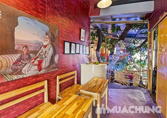 Voucher khám phá văn hóa ẩm thực Trung Đông Nhà hàng Nan n Kabab - 11