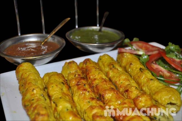 Voucher khám phá văn hóa ẩm thực Trung Đông Nhà hàng Nan n Kabab - 7