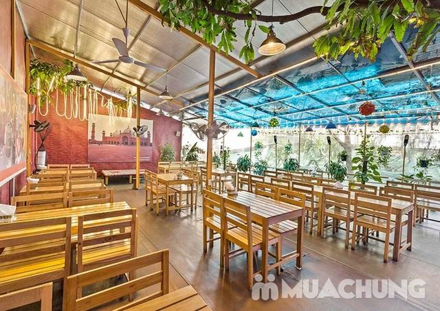 Voucher khám phá văn hóa ẩm thực Trung Đông Nhà hàng Nan n Kabab - 12