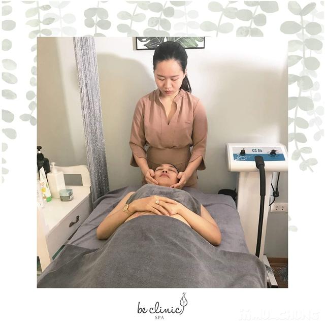 Chăm sóc da, điện di tinh chất siêu căng bóng và điều trị mụn tại Thẩm mỹ Quốc tế BeClinic - 8