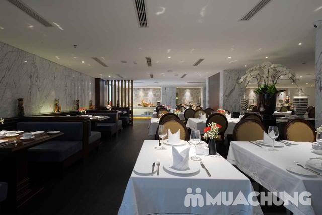 Buffet trưa nhiều món ngon, đặc sản dân tộc tại Khách sạn La Belle Vie - 43