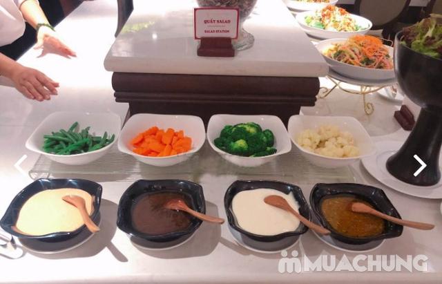 Buffet trưa nhiều món ngon, đặc sản dân tộc tại Khách sạn La Belle Vie - 35