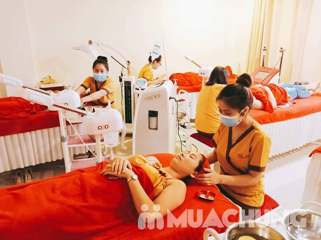 Thư giãn toàn thân với massage body kết hợp tinh dầu tại Harmony Spa - 10