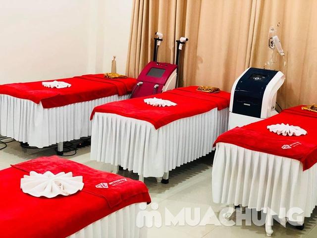 Thư giãn toàn thân với massage body kết hợp tinh dầu tại Harmony Spa - 11
