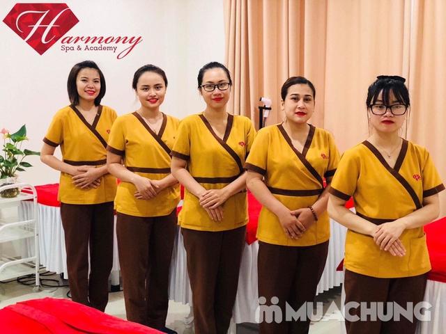 Thư giãn toàn thân với massage body kết hợp tinh dầu tại Harmony Spa - 9