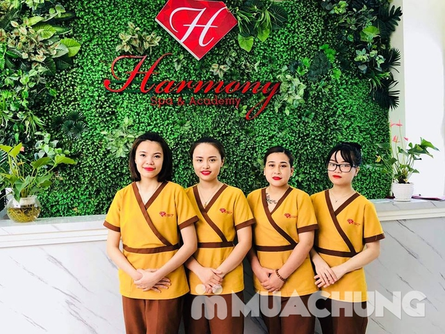 Thư giãn toàn thân với massage body kết hợp tinh dầu tại Harmony Spa - 8