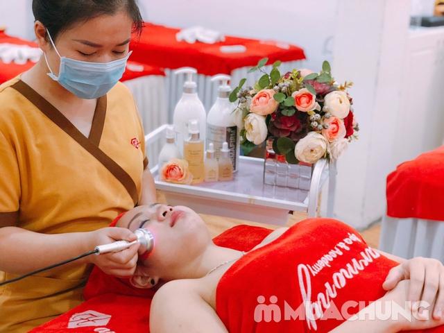Da mịn màng trắng sáng với công nghệ Siêu trắng hồng Hàn Quốc tại Harmony Spa - 12