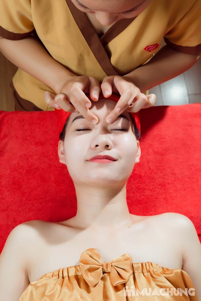 60 phút chăm sóc da đặc biệt bằng mặt nạ Collagen tươi tại Harmony Spa - 10